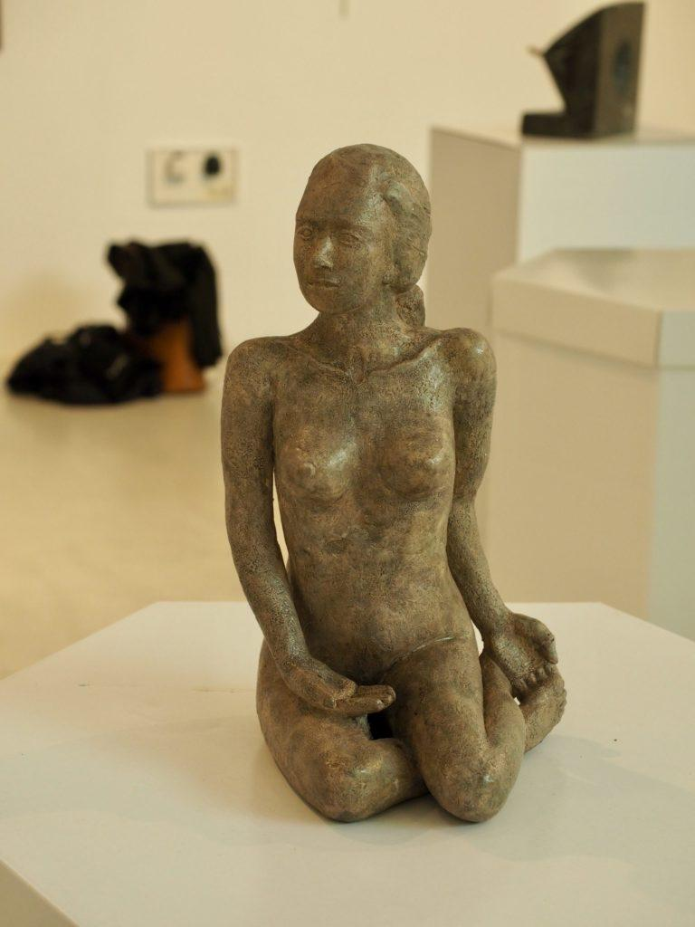 Exposition sculpture et modelage l'Ansec Neuilly