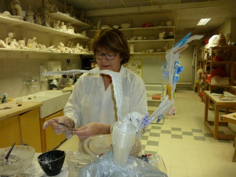 Atelier de l'Ansec association neuilléenne de sculpture et de céramique